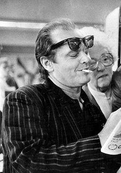 Jack Nicholson, 1984 (the year I was born) lol