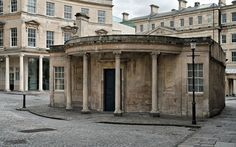 The Cross Bath.