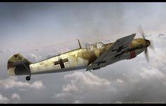 Backbone of the Luftwaffe by bazze on deviantART