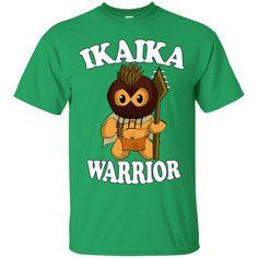 Ikaika Warrior Custom Ultra Cotton T-Shirt