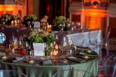 Wedding dinner table. Peach palette by Fabrizio Cocchi (green-think.it wedding planner)