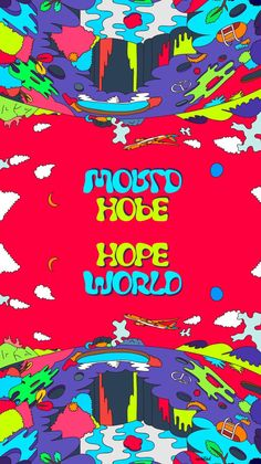 BTS WALLPAPER JHOPE JUNGHOSEOK HOPE WORLD