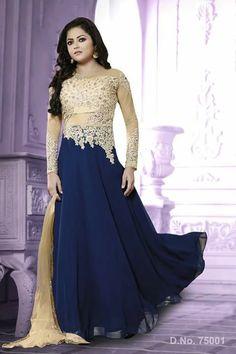 #designer #anarkali #salwar #suits @ http://zohraa.com/blue-faux-georgette-anarkali- suit-z2974p75001-17.html #designeranarkalisuits #celebrity #anarkali #zohraa #onlineshop #womensfashion #womenswear #bollywood #look #diva #party #shopping #online #beautiful #beauty #glam #shoppingonline #styles #stylish #model #fashionista #women #lifestyle #fashion #original #products #saynotoreplicas