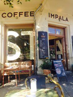 Coffee Impala- Great espresso in Berlin!