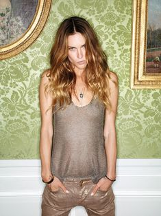 Erin Wasson needs to eat. Seriously.