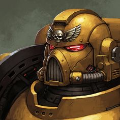 fonteart helmet imperial_fists imperium space_marines