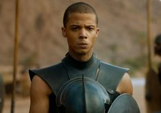 Jacob Anderson as Grey Worm
