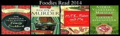 Foodies Read 2014 Challenge
