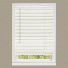 Deluxe Sundown GII Cordless Blind, Pearl White