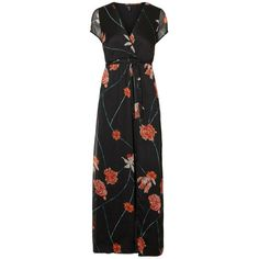 703e37473611d7 SHORT SLEEVED MAXI DRESS Vero Moda ❤ liked on Polyvore featuring dresses