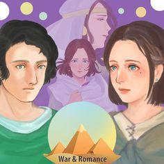 #NEW #iOS #APP War & Romance قصص و صور حب و حرب - ABDALLA BARAKAT