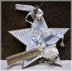 Star pendant  #WhiffofJoy #Weihnachten #christmas