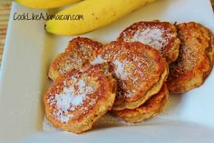 Jamaican Banana Fritters RecipeCook Like a Jamaican