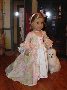 ... Dolls on Pinterest | American Girls, American Girl Dolls and Doll