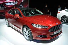 Приятный 2013 Ford Mondeo