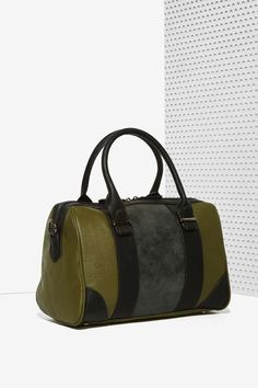 Carry On Vegan Leather Bag