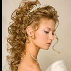 Hailey's hoping to have her hair like this for grad