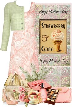 """""""mothers day style"""" by countrycousin ❤ liked on Polyvore"""