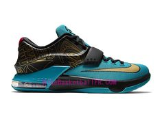 info for 65e8e 7da8c Nike KD 7 N7 Chaussure de Basket-ball Pas Cher pour Homme Nike N7,