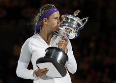 Azarenka retains Australian Open title