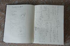 p8. Eerste schets