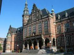 Rijks Universiteit Groningen academiegebouw