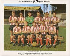 Sheffield Utd team group in Best Football Team, Retro Football, Football Cards, Glasgow, Sheffield United Fc, Bramall Lane, Typhoo, Bristol Rovers, Image Foot