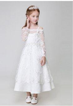 Girls Formal Dresses, Flower Girl Dresses, Wedding Dresses, Claudia Lars, Flower Girl Hairstyles, Dragon, Hair Styles, Fashion, Bride Dresses