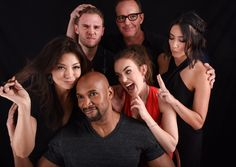 Agents of SHIELD cast SDCC 2016