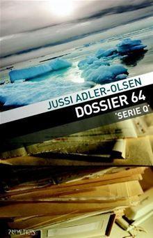 4e deel van de Q- serie -  Dossier 64 - Jussi Adler-Olsen