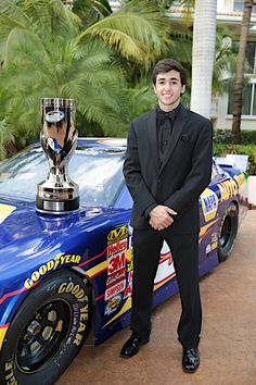"I can't thank NAPA AUTO PARTS, Mr. Hendrick, Dale and Kelley (Earnhardt), my family and all the support from so many great people enough for making this a reality."" - Chase Elliott"