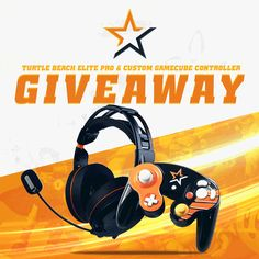 Win gaming Headset and Custom Controller