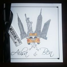 Wedding Gift Ideas New York : from folksy new york city wedding invitations new york city wedding ...