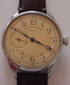 Vintage Vacheron Constantin - I question the legitimacy of this watch. ebay and deviates from what I expect out of a VC. . . but I totally <3 it.