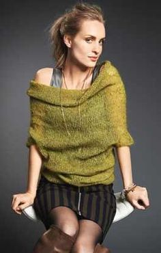 Lace Kidsilk Mohair Knit Kimono Sleeve Capelet,  Kidsilk mohair Pullover, Mohair Sweater, Warm Wool Knit Vest, Mohair Knit Jacket Cape,