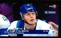 Olli Maatta--Team Finland Men's Ice Hockey