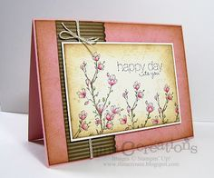 Gorgeous Simply Soft card -Ilina Crouse -Stampin' Up!