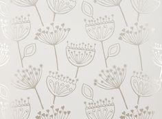 Garland Wallpaper Tiramisu | High Society Wallcoverings | Paste the Wall, Wallcovering | VillaNova | Upholstery Fabrics, Prints, Drapes & Wallcoverings