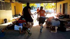Halligan's Fitness 12 Week Challenge Saturday morning fun group exercise...