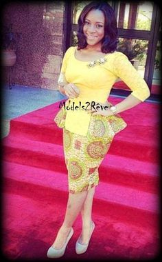 ♥AfricanFashion