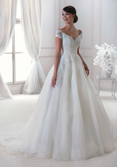 Agnes Bridal 11841 • 20 of the best ballgown wedding dresses