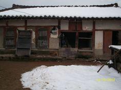 the men´s part of a house. (sarangchae)