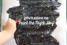 Ideas Outer Space Art Projects For Kids Night Skies For 2019 Spring Art Projects, Easy Art Projects, Projects For Kids, Space Theme Preschool, Preschool Art Activities, Toddler Activities, Constellation Activities, Art Deco Party, Night Sky Painting
