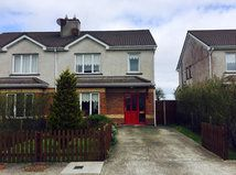 Semi-Detached House at 23 The Close, Lakepoint, Mullingar, Co. Westmeath