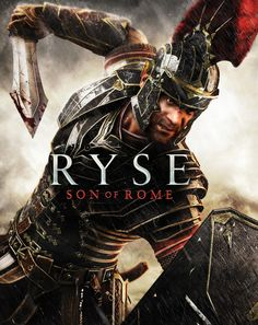 Ryse: Son of Rome artwork: Key Art