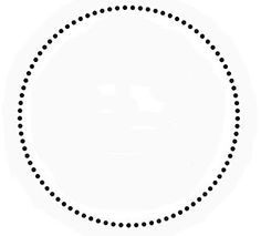 Create, Believe, Imagine at Dreamscrapbooks: Circle of Dots Frame Free SVG