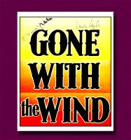 Gone With the Wind Movie Script - Detailed item view - Steampunk Outfitters