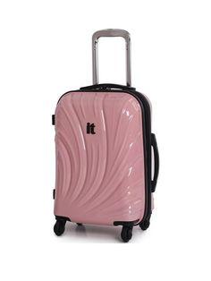 it Luggage Hardshell Case - Cabin Size, Blush Pink Baby Toys, Kids Toys, Latest Fashion For Women, Kids Fashion, Asda, Sea Shells, Suitcase, Fashion Jewelry, Cabin