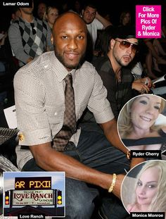 Lamar Odom Drug Overdose: Meet The Two Prostitutes Who Found Him Unconscious