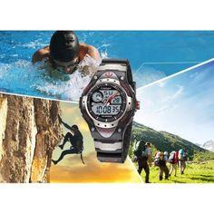 P.S.W Lapgo-Sport Watches pour Homme Multifonction